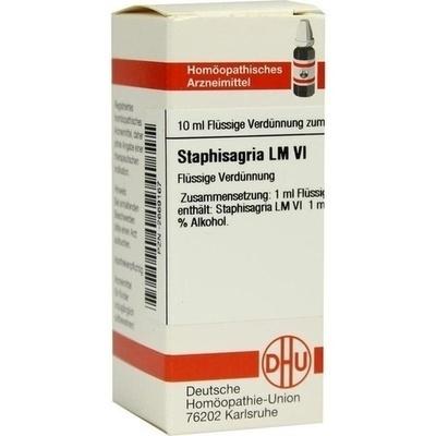 STAPHISAGRIA LM VI Dilution