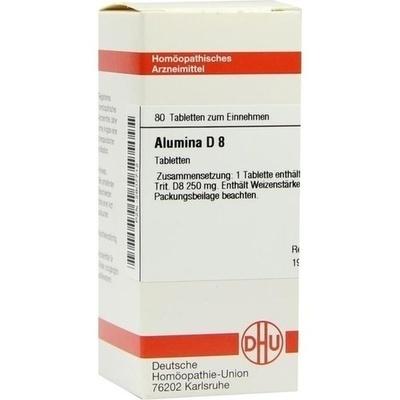 ALUMINA D 8 Tabletten