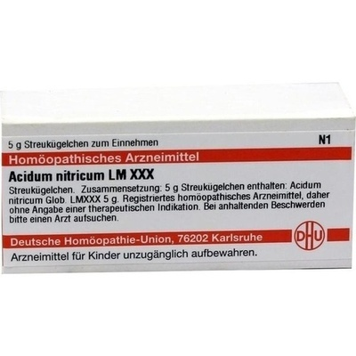 LM ACIDUM nitricum XXX Globuli