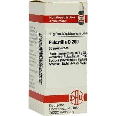 PULSATILLA D 200 Globuli