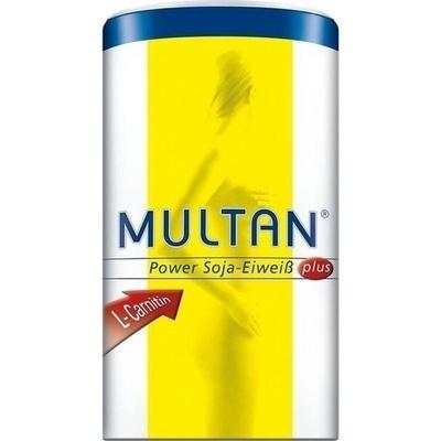 MULTAN mit L-Carnitin Pulver
