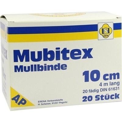 MUBITEX Mullbinden 10 cm ohne Cello