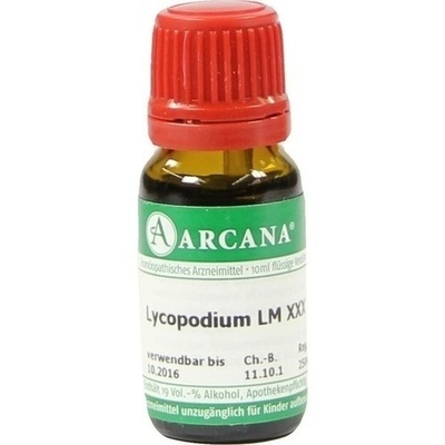 LYCOPODIUM LM 30 Dilution