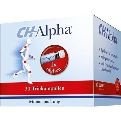 CH ALPHA Trinkampullen