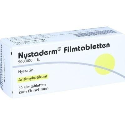 NYSTADERM Filmtabletten