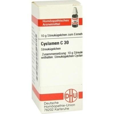 CYCLAMEN C 30 Globuli