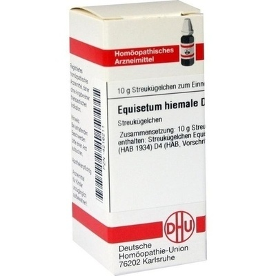 EQUISETUM HIEMALE D 4 Globuli
