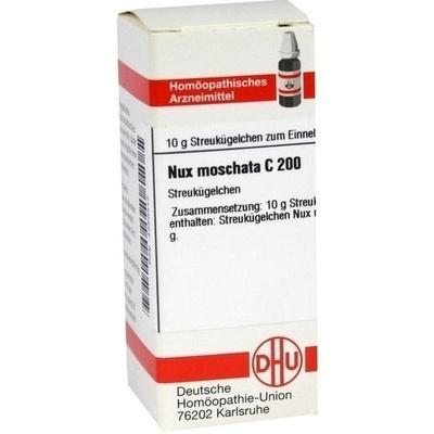 NUX MOSCHATA C 200 Globuli