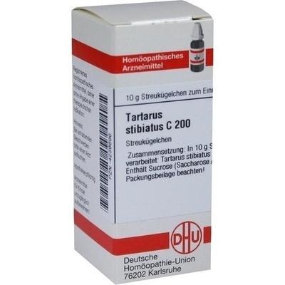 TARTARUS STIBIATUS C 200 Globuli