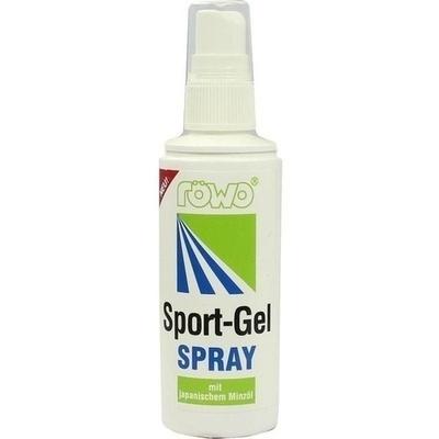 SPORT-GEL Spray Röwo