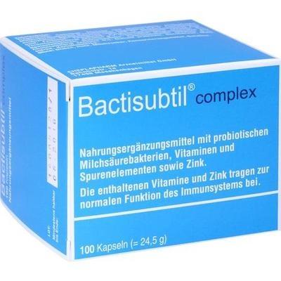 Buy Bactisubtil Complex Kapseln 100 St Online Today