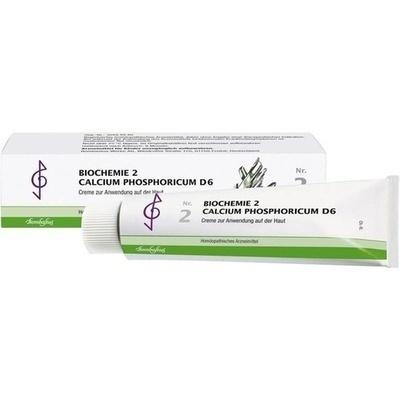BIOCHEMIE 2 Calcium phosphoricum D 6 Creme
