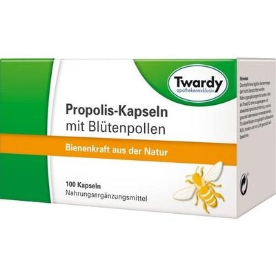 PROPOLIS KAPSELN m.Blütenpollen