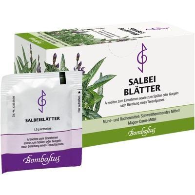 SALBEIBLÄTTER Tee Filterbeutel