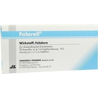FOLARELL Injektionslösung