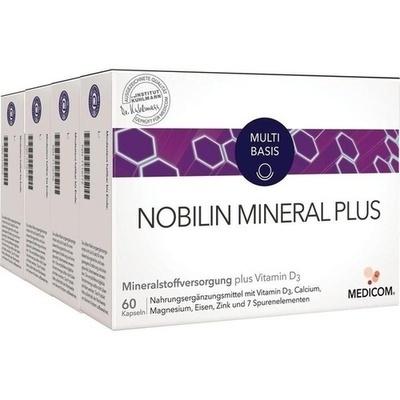NOBILIN Mineral Plus Kapseln