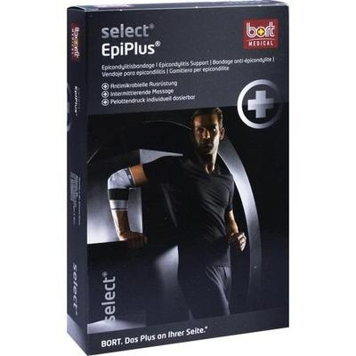BORT Select EpiPlus Ellenbogenband.large schwarz