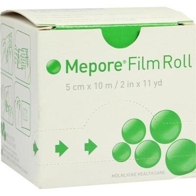 MEPORE Film Roll Verband 5 cmx10 m
