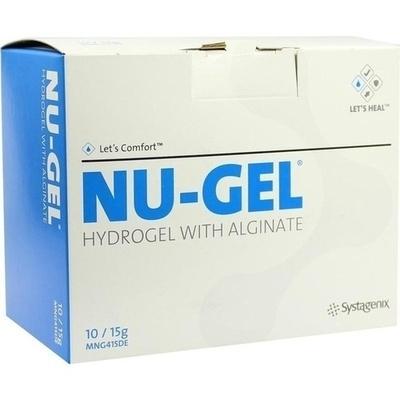 NU GEL Hydrogel med Alginat