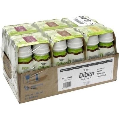 DIBEN DRINK Mischkarton 1.5 kcal/ml