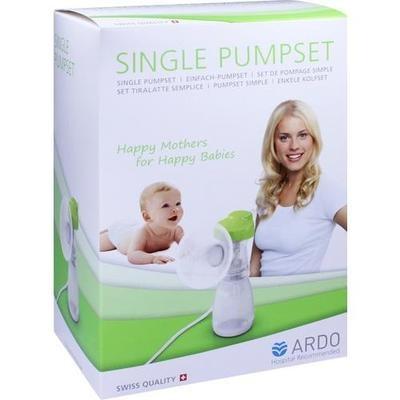 ARDO Pumpset sicher u.hygienisch