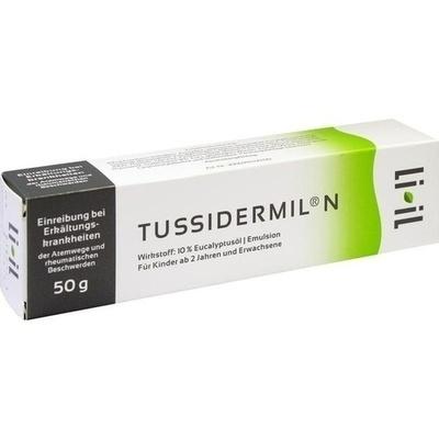 TUSSIDERMIL N Emulsion