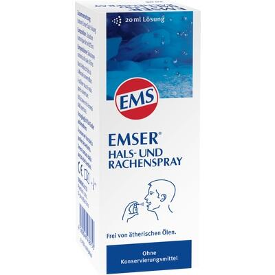 EMSER Hals- und Rachenspray