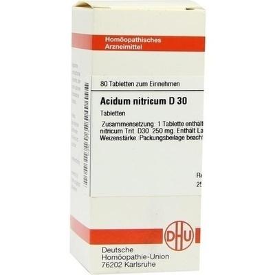ACIDUM NITRICUM D 30 Tabletten