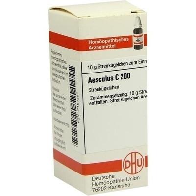 AESCULUS C 200 Globuli