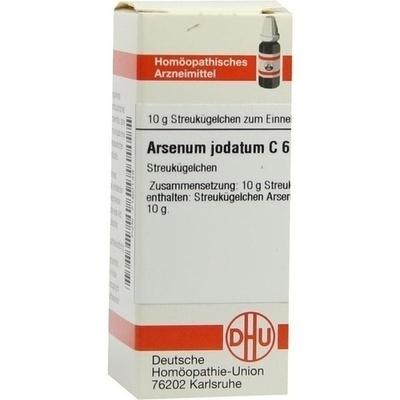 ARSENUM JODATUM C 6 Globuli