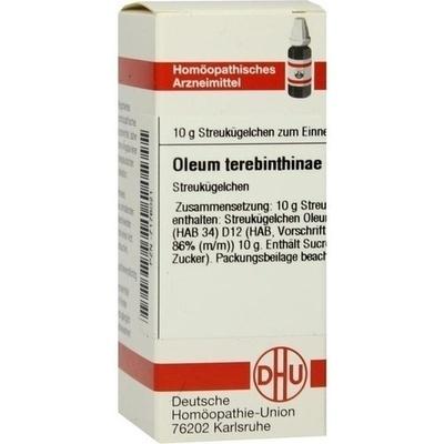 OLEUM TEREBINTHINAE D 12 Globuli