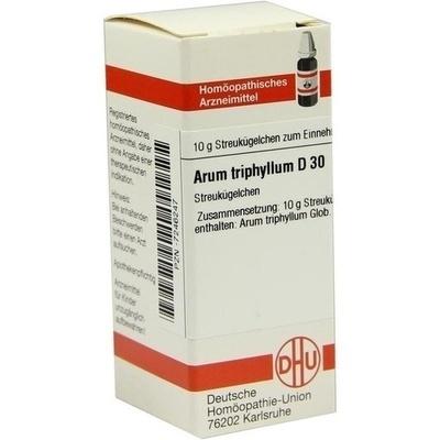 ARUM TRIPHYLLUM D 30 Globuli