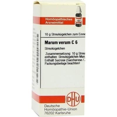 MARUM VERUM C 6 Globuli