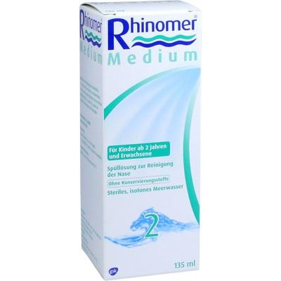 RHINOMER 2 medium Lösung