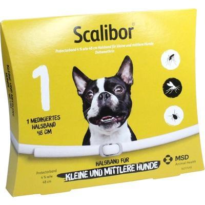 SCALIBOR Protectorband 48 cm f.kleine-mittl.Hunde