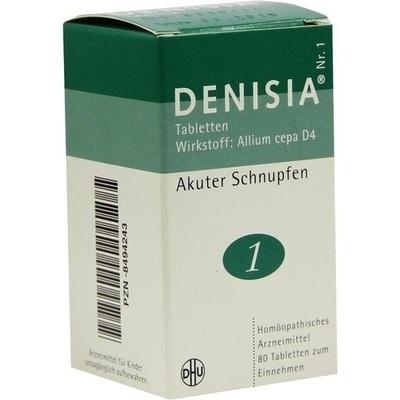 DENISIA 1 Schnupfen Tabletten