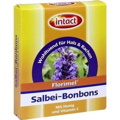 FLORIMEL Salbeibonbons m.Vitamin C