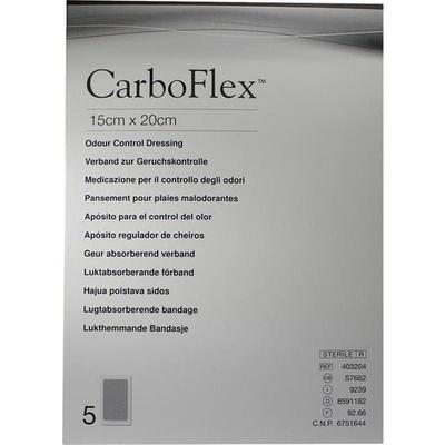 CARBOFLEX 15x20 cm Verband