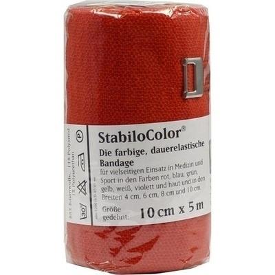 BORT StabiloColor Binde 10cm rot