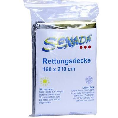 SENADA Rettungsdecke 160x210 cm