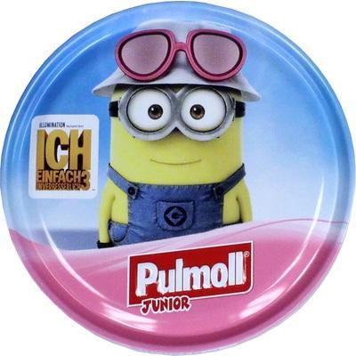 PULMOLL Junior Himbeer m.Echinacea o.Z.Bonbons