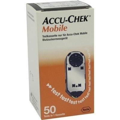 ACCU CHEK Mobile Testkassette Plasma II
