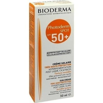 BIODERMA Photoderm Spot Sonnencreme SPF 50+