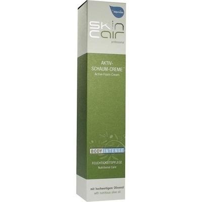 ALLPRESAN Skincair Olive Body intense Schaum-Creme