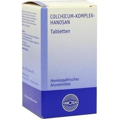 COLCHICUM KOMPLEX Hanosan Tabletten