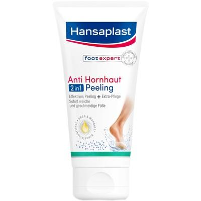 HANSAPLAST Foot Expert Anti-Hornhaut 2in1 Peeling