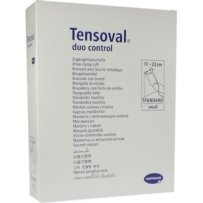 TENSOVAL duo control II Zugbügelm.17-22 cm small