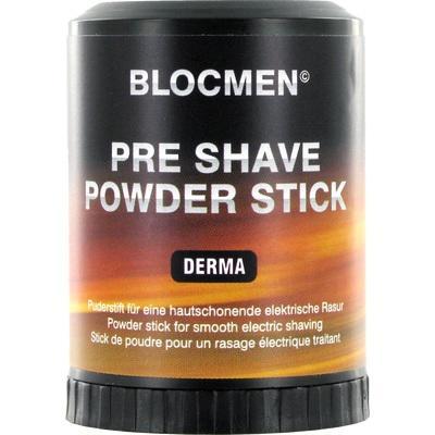 BLOCMEN Derma Pre Shave Powder Stick New