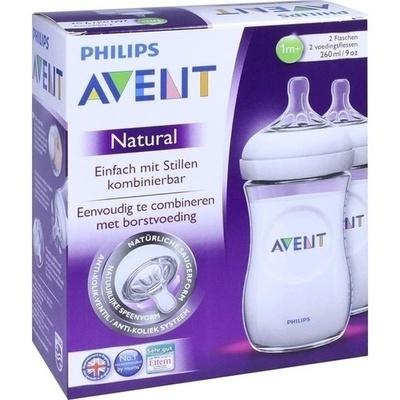 AVENT Flasche 260 ml PP nach dem Vorbild der Natur