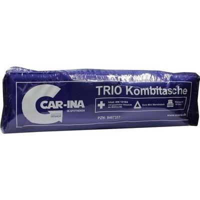 SENADA CAR-INA Kombitasche Trio blau
